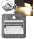 LED Einbauleuchte für Unterputz-Dosen mit PIR