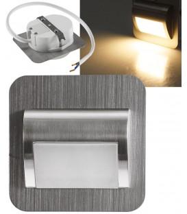 LED Einbauleuchte für Unterputz-Dosen Bild 1