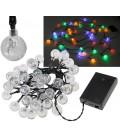 """LED Batterie-Lichterkette """"BubbleBall"""" multicolor"""
