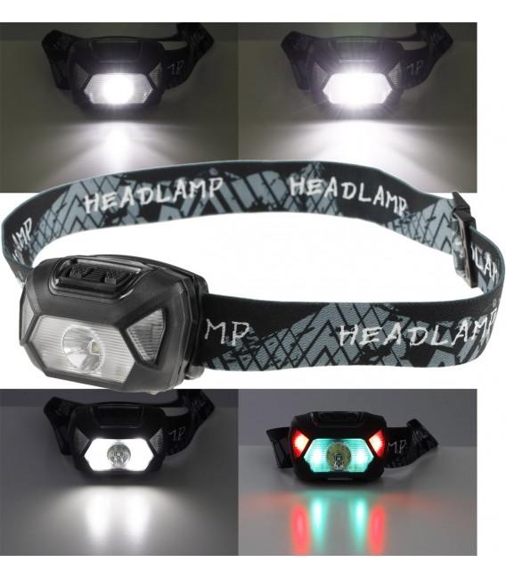"""LED-Stirnlampe """"CTX-Head 6"""" Bild 1 Vorschau"""