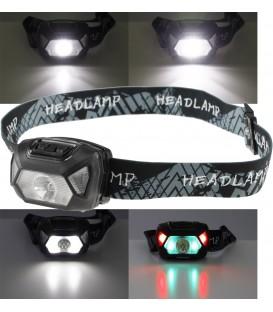 "LED-Stirnlampe ""CTX-Head 6"" Bild 1"