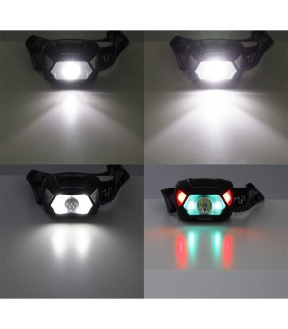 """LED-Stirnlampe """"CTX-Head 6"""" Bild 5 Vorschau"""