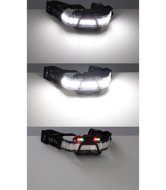 """LED-Stirnlampe """"CTX-Head 180"""" Bild 6 Vorschau"""