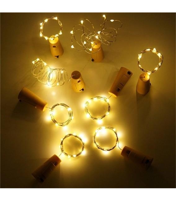 """LED Flaschen-Lichterkette """"CuteBottle"""" Bild 5 Vorschau"""