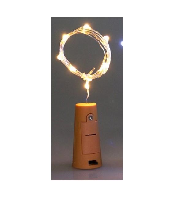 """LED Flaschen-Lichterkette """"CuteBottle"""" Bild 6 Vorschau"""