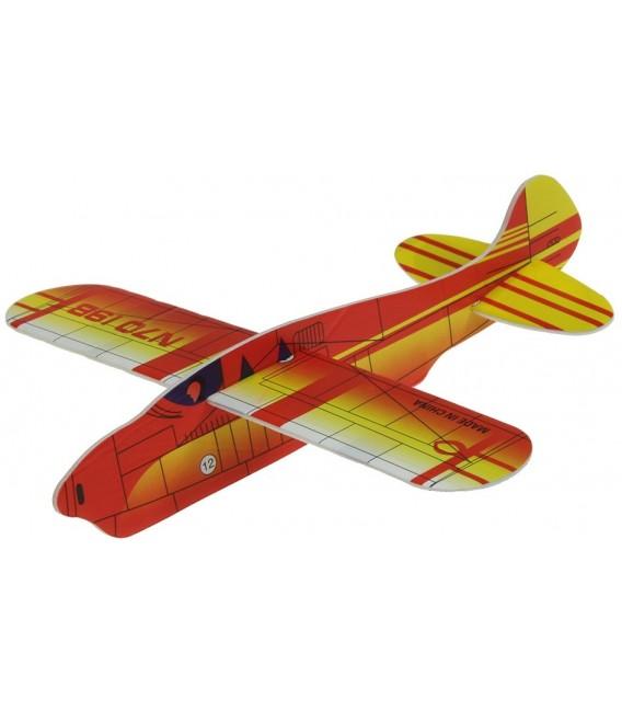 Styropor-Flugzeug ca. 17cm Bild 1
