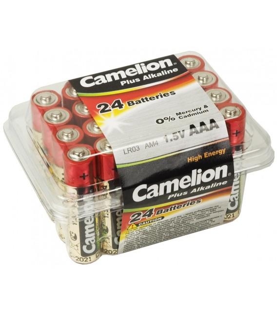Micro-Batterien CAMELION AlkalinePlus Bild 1