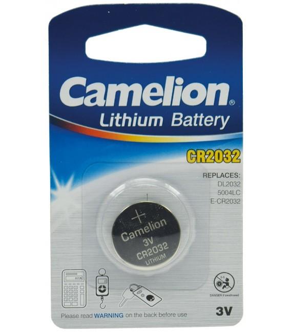 Lithium Knopfzelle CR2032 Bild 1