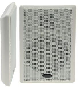 Flatpanel-Lautsprecher 40W weiß Bild 1