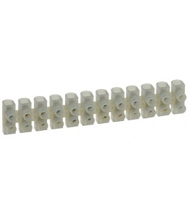 Lüsterklemmen für 4.0-10mm² 12 Klemmen Bild 1