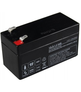 Bleiakku Q-Batteries 12V/1.2Ah Bild 1