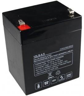 Bleiakku Q-Batteries 12V/4.5Ah Bild 1