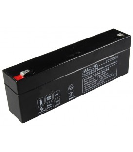 Bleiakku Q-Batteries 12V/2.1Ah Bild 1