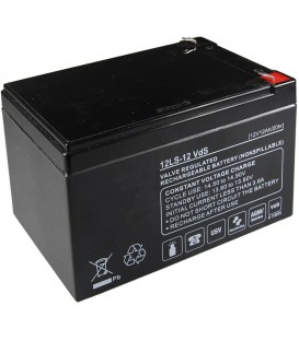Bleiakku Q-Batteries 12V/12Ah Bild 1