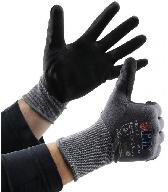 Profi Arbeits-Handschuhe mit Kautschuk- Bild 1