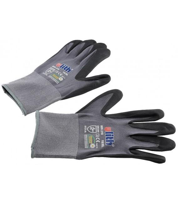 Profi Arbeits-Handschuhe mit Kautschuk- Bild 2