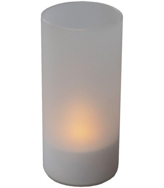 LED Teelichter 12er Set mit Windschutz Bild 7