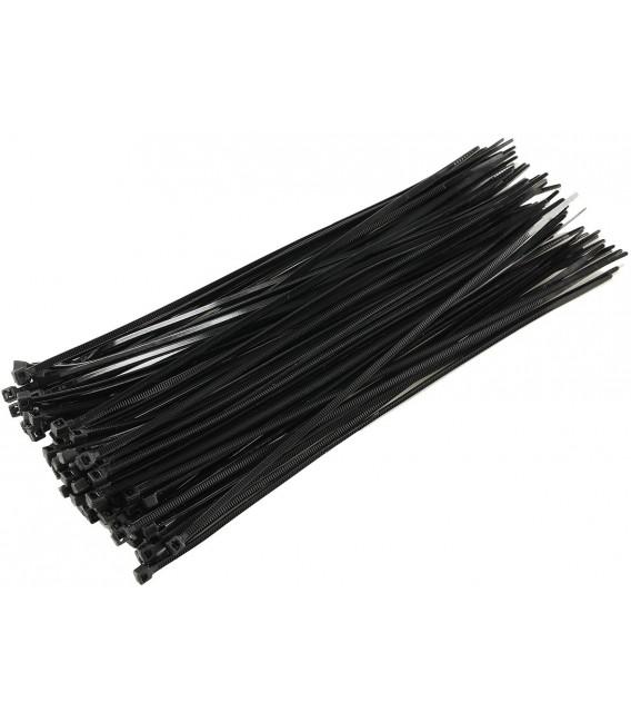 Kabelbinder 200mm x 2.5mm schwarz Bild 1