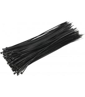Kabelbinder 300mm x 3.5mm schwarz Bild 1