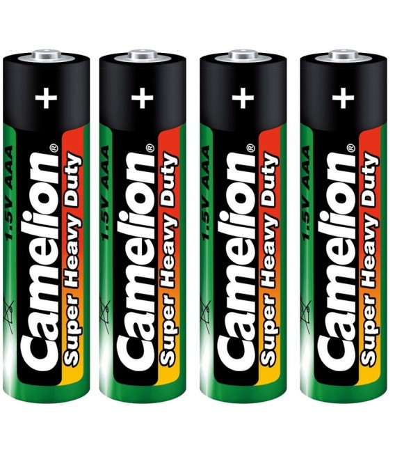Micro-Batterien CAMELION HeavyDuty Bild 1