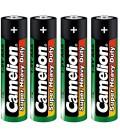 Micro-Batterien CAMELION HeavyDuty