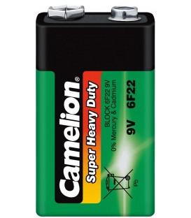 Block-Batterie 9V CAMELION HeavyDuty Bild 1