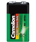 Block-Batterie 9V CAMELION HeavyDuty