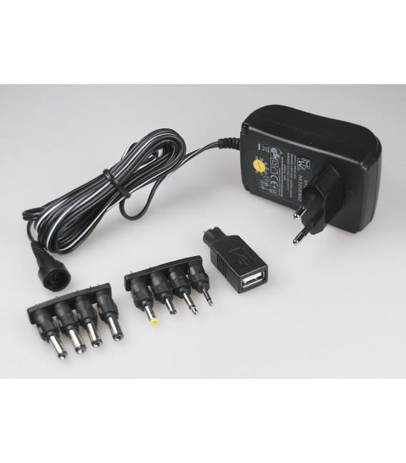 """Switchmode Steckernetzteil """"CT18"""" USB Bild 1"""