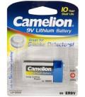 9V-Block-Batterie CAMELION Lithium