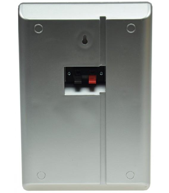 Flatpanel-Lautsprecher 40W silber Bild 2