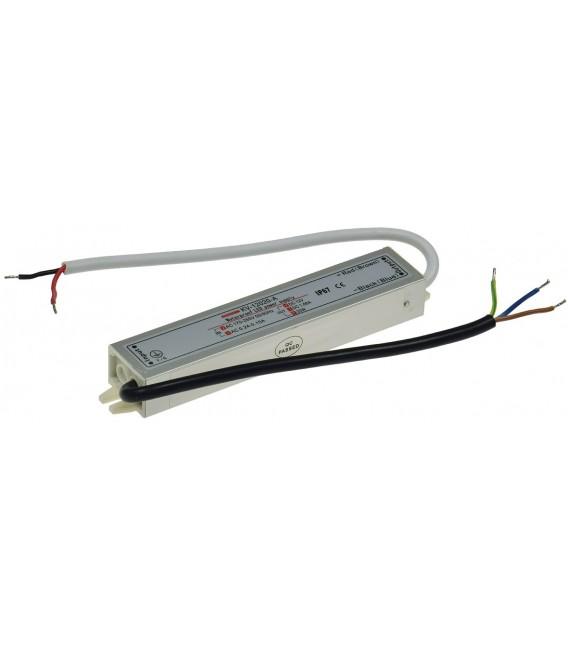 elektronischer LED-Trafo IP67 1-20 Watt Bild 1