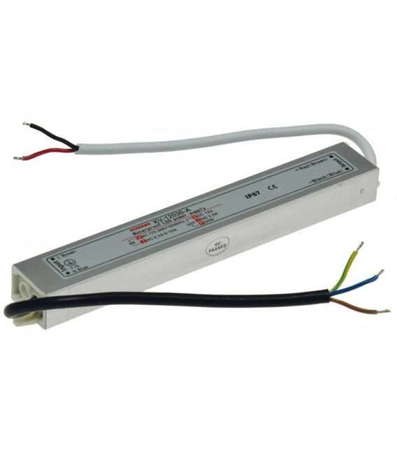 elektronischer LED-Trafo IP67 1-30 Watt Bild 1 Vorschau