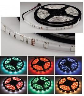 LED-Stripe RGB 5m lang 150 LEDs Bild 1