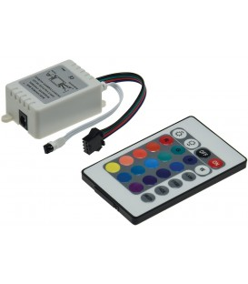 RGB LED-Stripe Controller Infrarot Bild 1