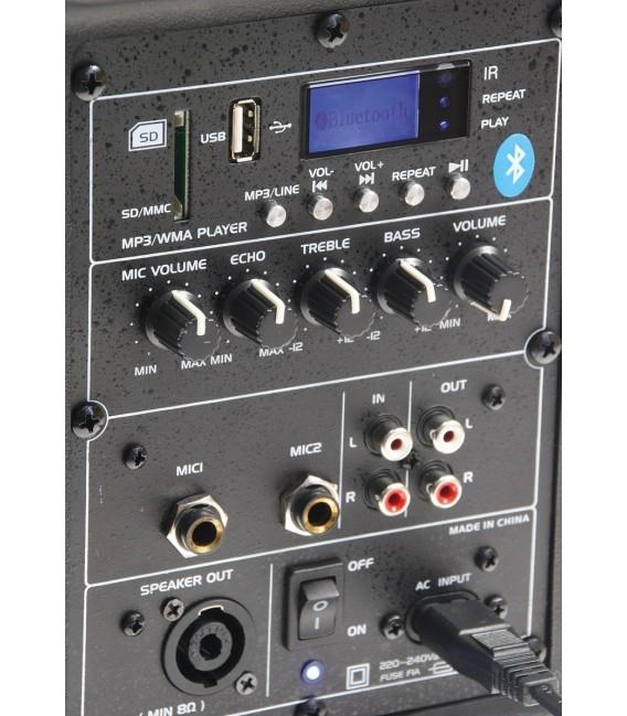 """PA Aktiv-Box """"CTB-08 A USB"""" Bild 3 Vorschau"""