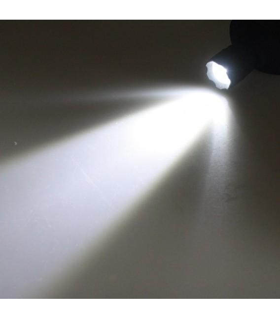 LED-Stirnlampe mit fokussierbarer 1W LED Bild 4