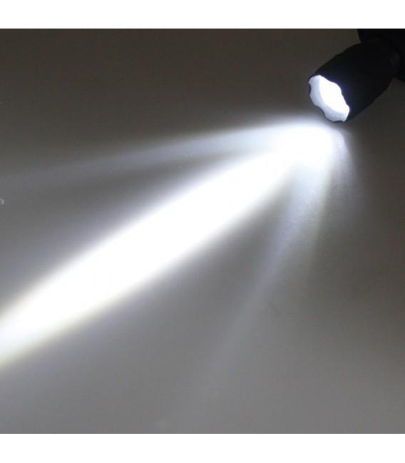 LED-Stirnlampe mit fokussierbarer 1W LED Bild 5