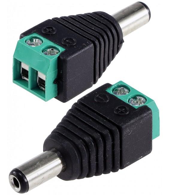 Anschluss-Adapter für LED-Stripes Bild 1