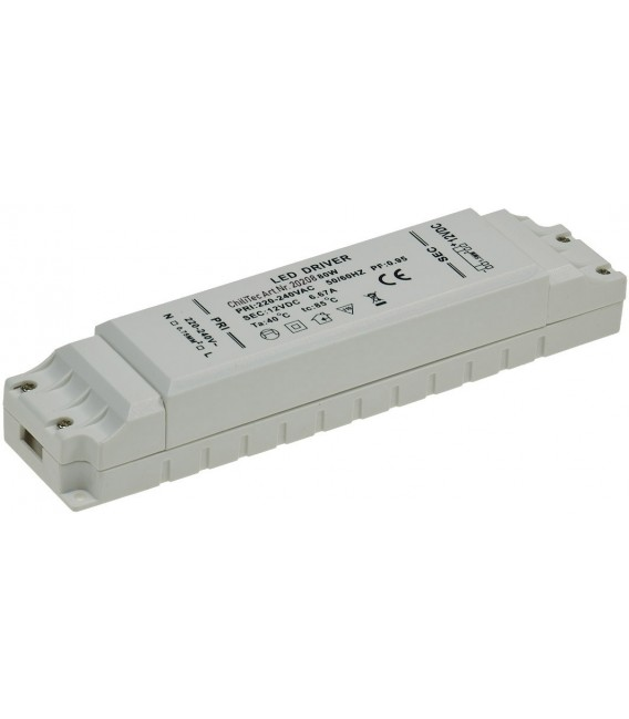 elektronischer LED-Trafo 1-80W Bild 2