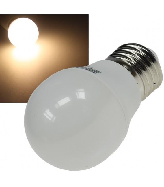 "LED Tropfenlampe E27 ""T25 SMD"" warmweiß Bild 1"
