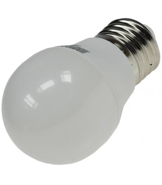 "LED Tropfenlampe E27 ""T25 SMD"" warmweiß Bild 2"