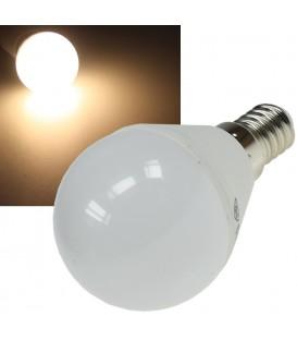 "LED Tropfenlampe E14 ""T25 SMD"" warmweiß Bild 1"