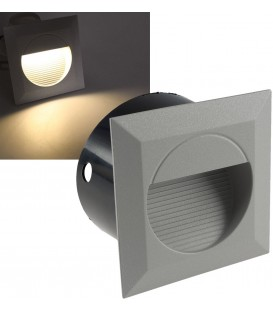 """LED Wandeinbauleuchte """"WEL Q14"""" Bild 1"""