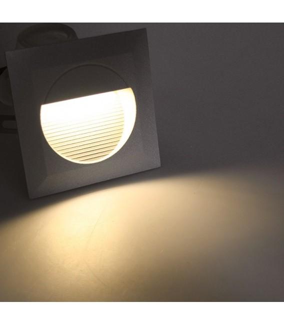 """LED Wandeinbauleuchte """"WEL Q14"""" Bild 3"""