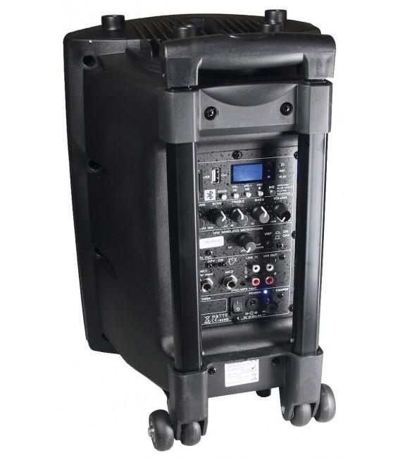 """Mobile Beschallungsanlage """"Port-08 ABS"""" Bild 3"""
