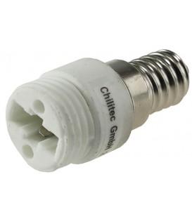 Lampensockel-Adapter Keramik Bild 1