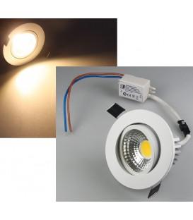 """LED-Einbauleuchte """"COB-5"""" 5W 350lm Bild 1"""