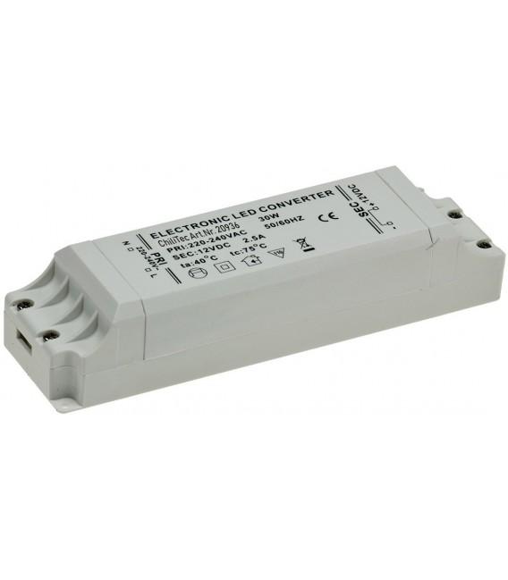 """LED-Trafo """"CT-30-V2"""" 1-30W Bild 2"""