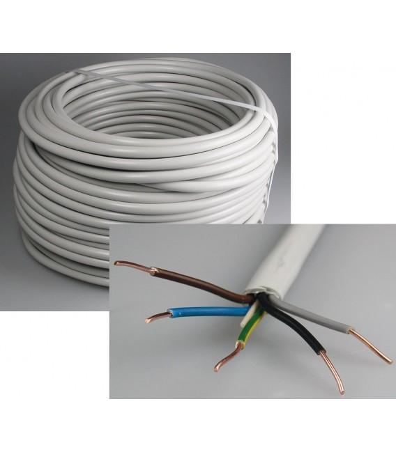 """Stromleitung """"NYM-J"""" 50m isoliert Bild 1"""