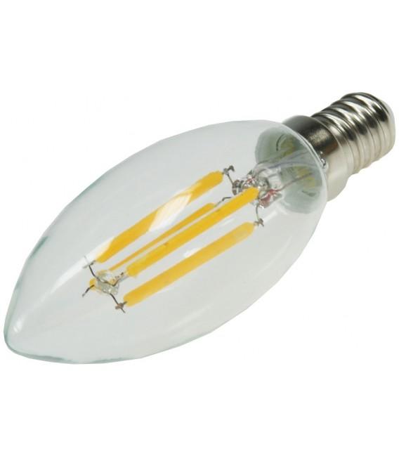 """LED Kerzenlampe E14 """"Filament K4"""" Bild 2 Vorschau"""